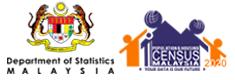 Portal Rasmi Banci Penduduk dan Perumahan Malaysia 2020